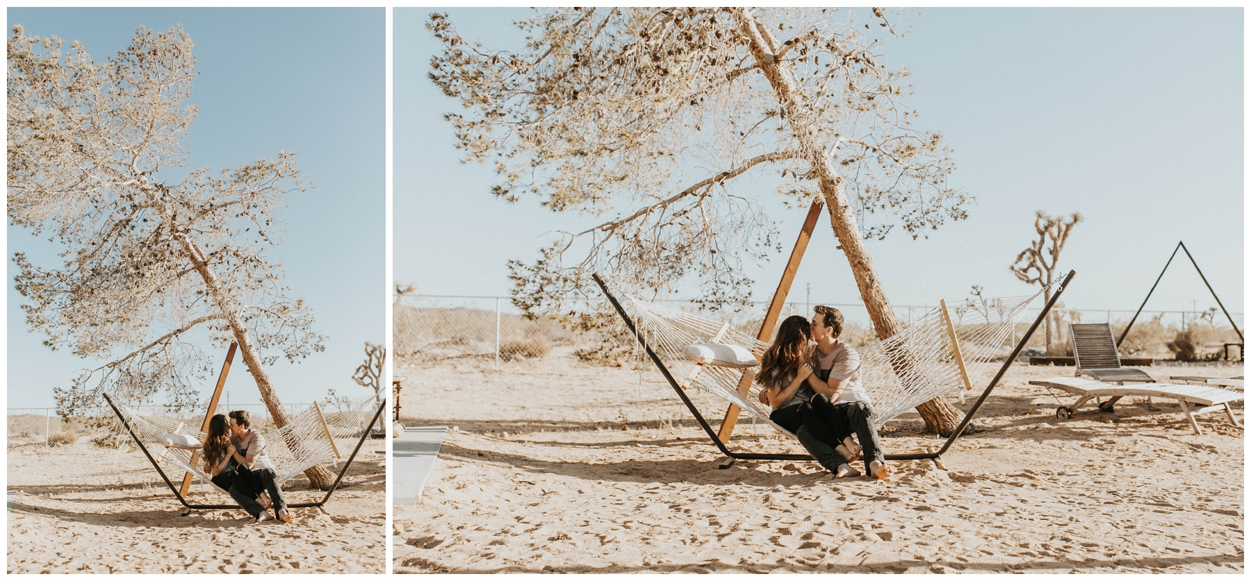 Joshua Tree Engagement Session, California Wedding Photographer