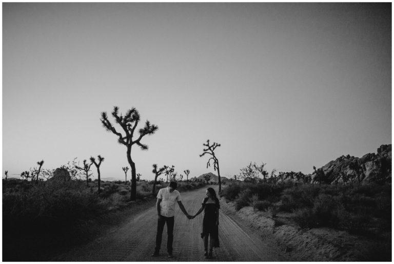 Joshua Tree Engagement Session, California Wedding Photographer