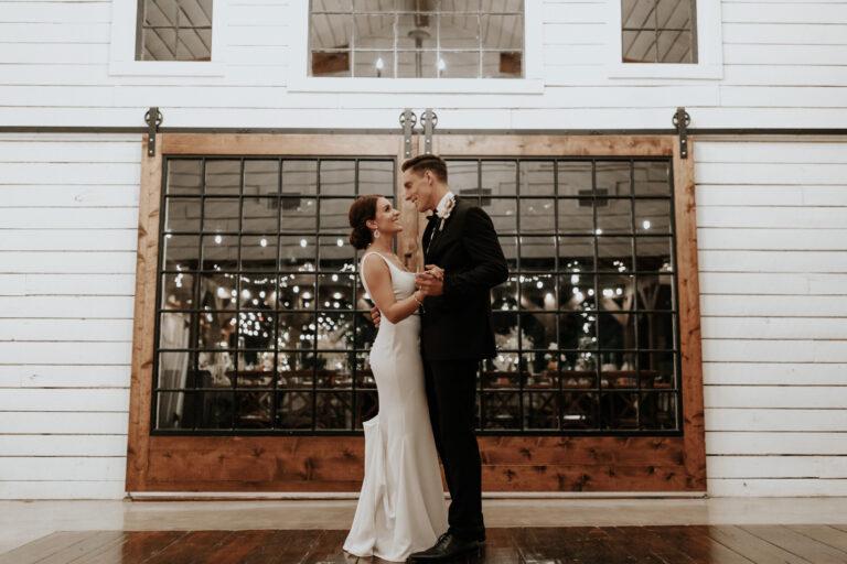 Modern Luxury Ranch Wedding Kansas City, KS